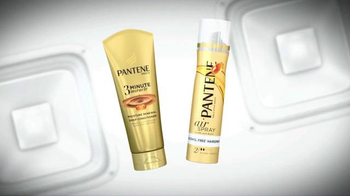 Pantene Expert TV Spot, 'Deep Conditioning and Healthy Hold' - Thumbnail 3