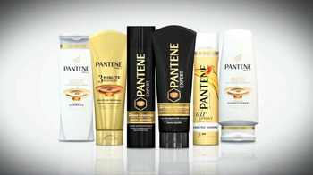 Pantene Expert TV Spot, 'Deep Conditioning and Healthy Hold' - Thumbnail 4