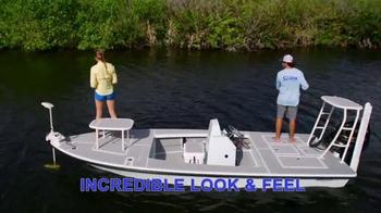 SeaDek TV Spot, 'Non-Skid Fishing Ride' - Thumbnail 7