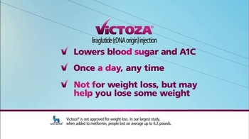 Victoza TV Spot, 'Across the Country' - Thumbnail 3
