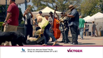Victoza TV Spot, 'Across the Country' - Thumbnail 8