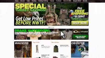 Mack's Prairie Wings TV Spot, 'Succesful Turkey Hunt' - Thumbnail 4