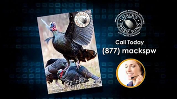Mack's Prairie Wings TV Spot, 'Succesful Turkey Hunt' - Thumbnail 5