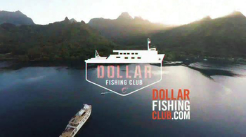 Dollar Fishing Club TV Spot, 'Best Buck in Fishing Launch' - Thumbnail 7