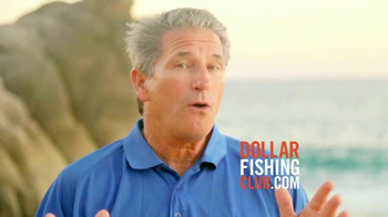 Dollar Fishing Club TV Spot, 'Best Buck in Fishing Launch' - Thumbnail 1