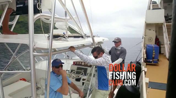 Dollar Fishing Club TV Spot, 'Best Buck in Fishing Launch' - Thumbnail 2