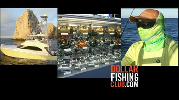 Dollar Fishing Club TV Spot, 'Best Buck in Fishing Launch' - Thumbnail 5