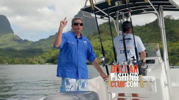 Dollar Fishing Club TV Spot, 'Best Buck in Fishing Launch' - Thumbnail 6