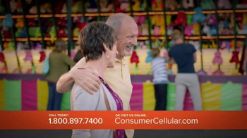 Consumer Cellular TV Spot, 'Bet: Cross Country: Plans $10+ a Month' - Thumbnail 8
