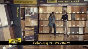 Lumber Liquidators TV Spot, 'Spring 2016 Flooring Trends' - Thumbnail 8