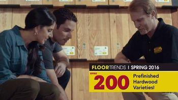 Lumber Liquidators TV Spot, 'Spring 2016 Flooring Trends' - Thumbnail 4