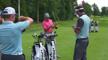 Ping Golf G Driver TV Spot, 'Tour Pros Test' Featuring Bubba Watson