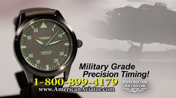 American Aviator TV Spot, 'The WWII Watch' Featuring Rick Harrison - Thumbnail 3