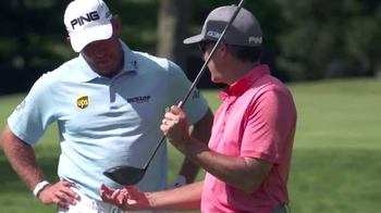 Ping Golf G Series TV Spot, 'Pro Tests' Feat. Bubba Watson, Hunter Mahan