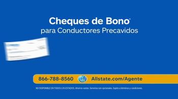 Allstate TV Spot, 'Cheques de bono' [Spanish] - Thumbnail 3