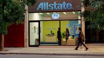 Allstate TV Spot, 'Cheques de bono' [Spanish] - Thumbnail 4