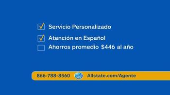 Allstate TV Spot, 'Cheques de bono' [Spanish] - Thumbnail 7