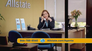 Allstate TV Spot, 'Cheques de bono' [Spanish]
