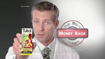 Tukol TV Spot, 'Phlegm and Cough Relief' - Thumbnail 9