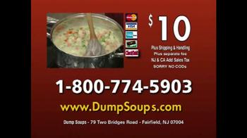 Dump Soups TV Spot, 'Dump, Stir and Simmer' - Thumbnail 10