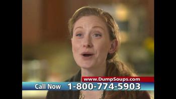 Dump Soups TV Spot, 'Dump, Stir and Simmer' - Thumbnail 8