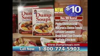 Dump Soups TV Spot, 'Dump, Stir and Simmer' - Thumbnail 9