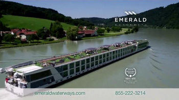 Emerald Waterways TV Spot, 'Book 2017 at 2016 Prices' - Thumbnail 2