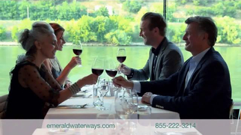 Emerald Waterways TV Spot, 'Book 2017 at 2016 Prices' - Thumbnail 7