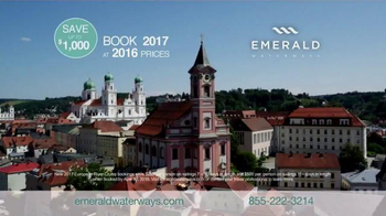 Emerald Waterways TV Spot, 'Book 2017 at 2016 Prices' - Thumbnail 8