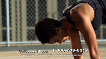 Copper Fit TV Spot, 'Take On Your Pain' - Thumbnail 6