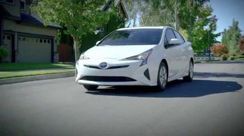 Toyota 2016 Prius TV Spot, 'Live Well' - Thumbnail 5