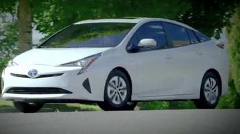 Toyota 2016 Prius TV Spot, 'Live Well' - Thumbnail 6