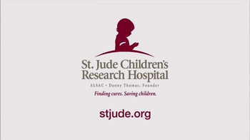 St. Jude Children's Research Hospital TV Spot, 'There is St. Jude' - Thumbnail 8