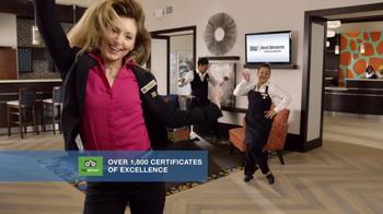 Best Western TV Spot, 'Victory Dance: Gift Card' - Thumbnail 2