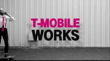 T-Mobile 4G LTE Business Plan TV Spot, 'At Work' - Thumbnail 1