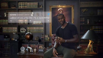 2016 Kia K900 TV Spot, 'Spaceship' Featuring LeBron James - Thumbnail 2