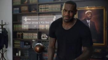 2016 Kia K900 TV Spot, 'Spaceship' Featuring LeBron James - Thumbnail 3