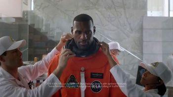 2016 Kia K900 TV Spot, 'Spaceship' Featuring LeBron James - 186 commercial airings