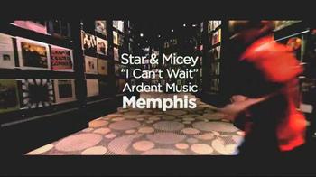 Memphis Visitors Bureau TV Spot, 'I Can't Wait to Get to Memphis' - Thumbnail 1