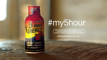 5 Hour Energy TV Spot, 'Too Much Fun' Featuring Clint Bowyer - Thumbnail 10
