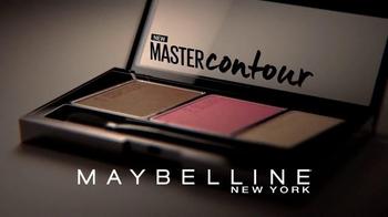 Maybelline New York Master Contour Palette TV Spot, 'Happening Now' - Thumbnail 3