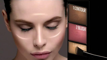 Maybelline New York Master Contour Palette TV Spot, 'Happening Now' - Thumbnail 6