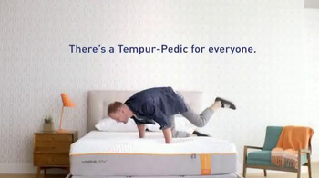Tempur-Pedic TV Spot, 'Welcome Mornings' - Thumbnail 1