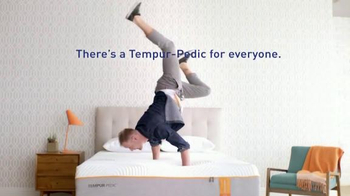 Tempur-Pedic TV Spot, 'Welcome Mornings'
