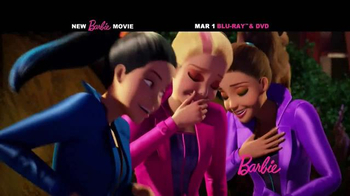 Barbie: Spy Squad Home Entertainment TV Spot - Thumbnail 6
