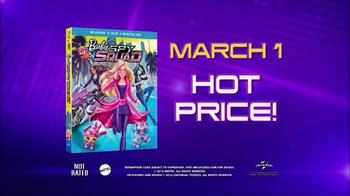 Barbie: Spy Squad Home Entertainment TV Spot - Thumbnail 8