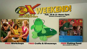 Bass Pro Shops Spring Fishing Classic TV Spot, 'Next Generation Weekend' - Thumbnail 4