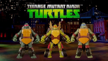Teenage Mutant Ninja Turtles Mutations TV Spot, 'Smash, Bash & Crash' - 1276 commercial airings