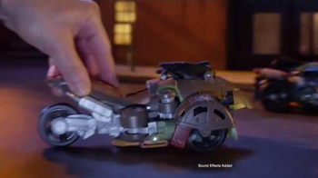 Teenage Mutant Ninja Turtles Mutations TV Spot, 'Smash, Bash & Crash' - Thumbnail 5