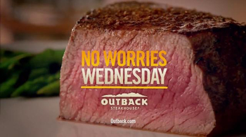 Outback Steakhouse No Worries Wednesday TV Spot, 'All This, For That' - Thumbnail 7